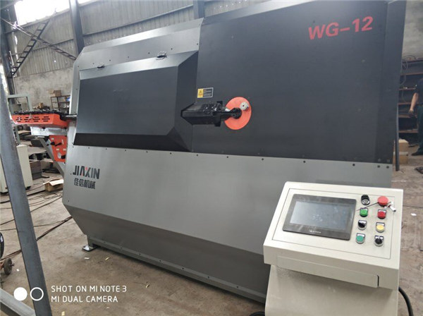 4-12mm гидравлик автомат CNC 2D утас нугалах машин нийлүүлэгч