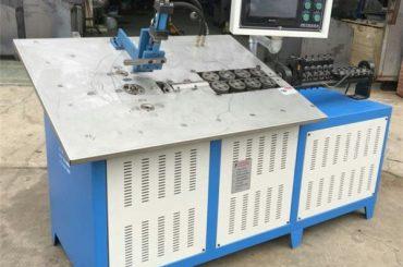 халуун борлуулалт автомат 3d ган утас үүсгэх машин CNC, 2d утас нугалах машин үнэ