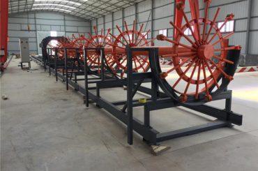 CNC Reinforcement Pile Steel Rebar Cage гагнуур хийх машин