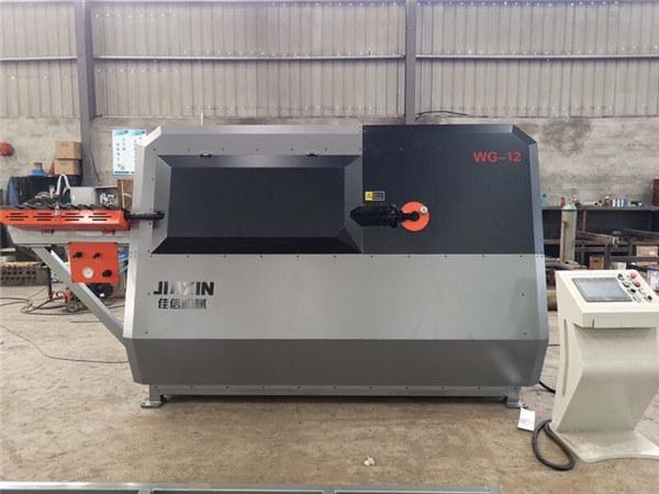 хятад үйлдвэрлэгч 4-12mm автомат CNC хяналтын ган утас, rebar гулзайлтын машин