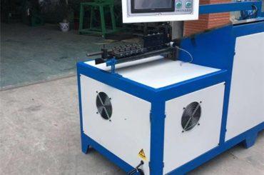 6mm ган утас гогцоо гулзайлтын машин нийтийн зэвэрдэггүй ган сагс CNC утас ажилчны